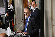 20180527 - Quirinale incarico a Carlo Cottarelli