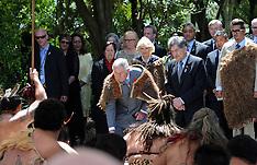 Hamilton-Royals, Prince Charles and Camilla visit Turangawaewae  Marae