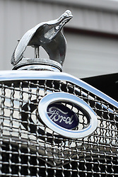"""03 June 2007: A vintage automobile that was used in the movie """"The Sting"""", which starred Paul Newman. Automotive shots from The Central Illinois Ford Day, held at Dennison Ford in Bloomington, IL."""