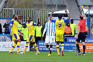 Huddersfield Town v Sheffield Wednesday 291212