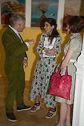 DAVID OLIVER; TAMARA CORN; CORA SHEIBANI, Yto Barrada's Faux Guide , Pace Gallery. Burlington Gardens. London. 25 June 2015