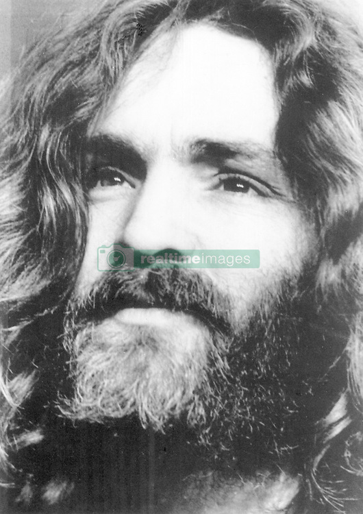 A portrait of American criminal Charles Manson. 1970s (Credit Image: © Mondadori Portfolio via ZUMA Press)