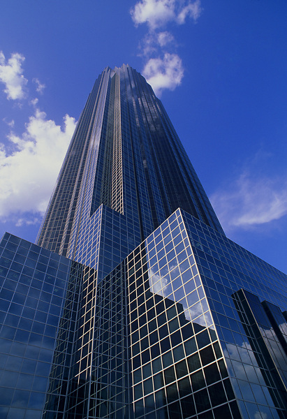 Stock photo of The Williams Tower in Houston