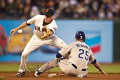 20100512 - San Diego Padres at San Francisco Giants (Major League Baseball)