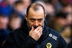 Wolverhampton Wanderers manager Nuno - Mandatory by-line: Robbie Stephenson/JMP - 02/02/2019 - FOOTBALL - Goodison Park - Liverpool, England - Everton v Wolverhampton Wanderers - Premier League
