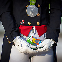 Dressage - Team Medal Ceremony - Rio 2016 Olympic Games