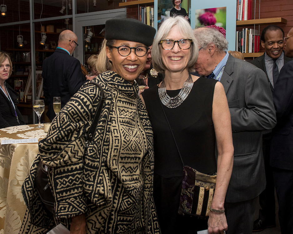 December 15, 2015, Boston, MA:<br /> Guests attend a farewell celebration for Anne Hawley at the Isabella Stewart Gardner Museum in Boston, Massachusetts Tuesday, December 15, 2015.<br /> (Photo by Billie Weiss/Isabella Stewart Gardner Museum)