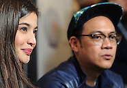 2015/04/26 Anne Curtis and Chris Martinez press interview Far East Film Festival 17 FEFF17