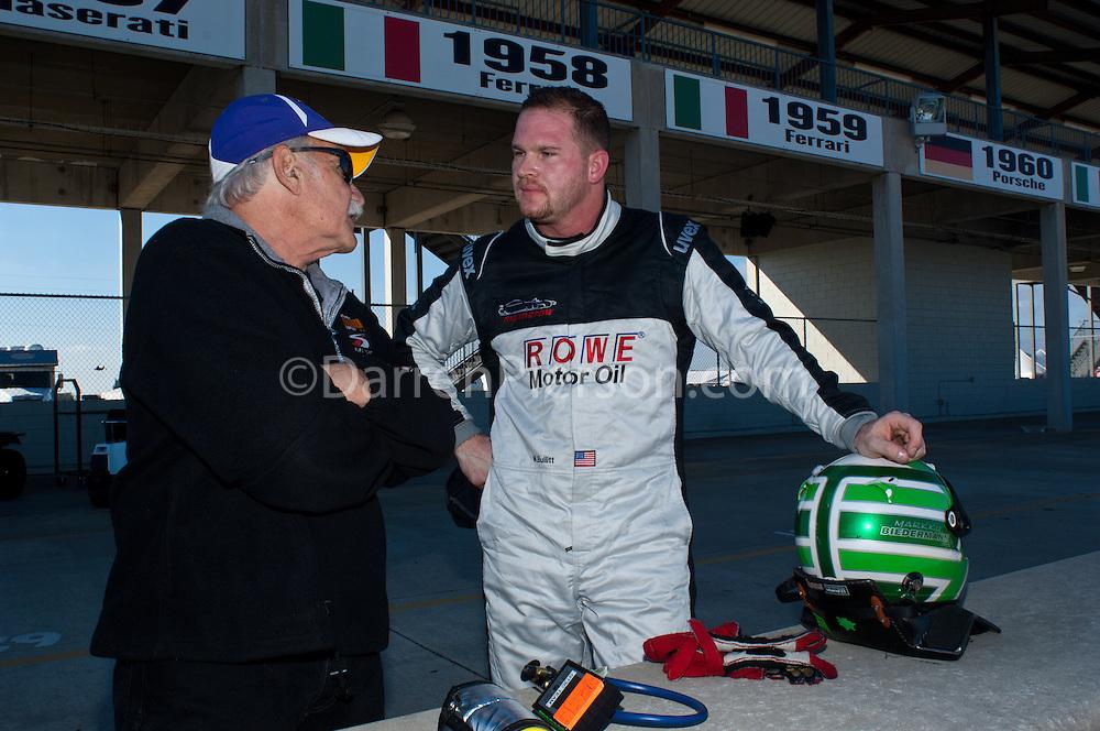 #6 Muscle Milk Team Cytosport Muscle Milk Porsche GT3: Mark Bullitt