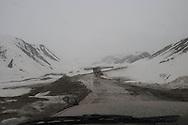 FROM KABUL TO GARDEZ IN  PAKTIA PROVINCE  IN WINTER  PAKTIA PROVINCE  Afghanistan   / DEPUIS KABOUL SUR LA ROUTE DU PAKTIA ET GARDEZ , EN HIVER  PAKTIA PROVINCE  Afghanistan  / L0009844