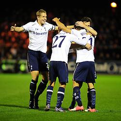 Carlisle v Tottenham