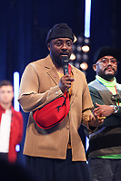 will.i.am on stage during O2 Silver Clef Awards 2019, Grosvenor House, London, UK, Friday 05 July 2019<br /> Photo JM Enternational