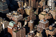 New York . elevated view  on Manhattan cityscape..Murray hill area in midtown  / le quartier de Murray hill  New york - Etats unis midtown Manhattan