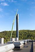 Årlige revisjonsstans på Returkraft på Langemyr Kristiansand Norge 26092016<br /> <br /> Foto: Kjell Inge Søreide<br /> <br />  <br /> Returkraft er et avfallsforbrenningsanlegg i Kristiansand som ble satt i drift i mai 2010. Anlegget ligger ved Langemyrterminalen, 5 km nord for Kvadraturen i Kristiansand, og produserer fjernvarme og elektrisitet.