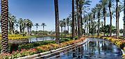 JW Marriott, Desert Springs, Golf  Resort, Palm Desert, Ca. California, Panorama