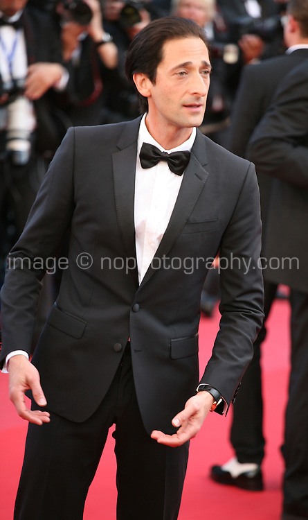 at the 'Behind The Candelabra' gala screening at the Cannes Film Festival  Tuesday 21 May 2013