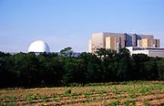 AMFY15 Sizewell nuclear power station Suffolk England