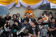 Thailand - Bhumibol Adulyade Mourning Period Declared - 14 Oct 2016