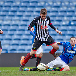 Rangers v Dunfermline | Scottish Youth Cup | 23 February 2013