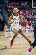 Gonzaga beat Saint Mary's 59-58 on Gonzaga Day at the McCarthey Athletic Center.