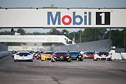 November 19-22, 2015: Lamborghini Super Trofeo at Sebring Intl Raceway. Start of round 11 at Sebring raceway.