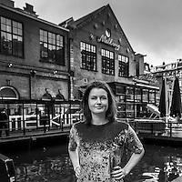 Nederland, Amsterdam, 2 december 2016.<br />Susanne Clermonts , marketing at Melkweg.<br /><br /><br /><br />Foto: Jean-Pierre Jans