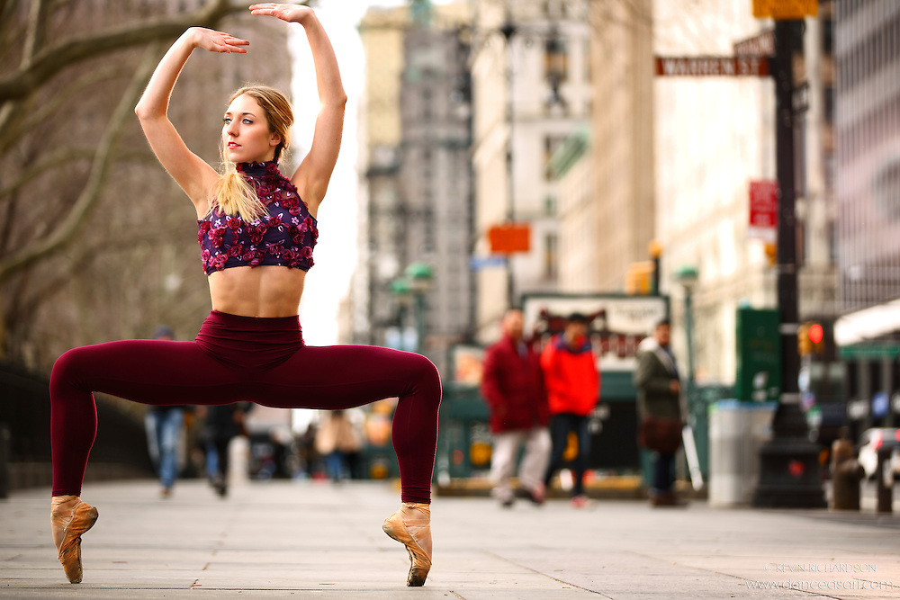 Dance As Art The New York Photography Project: Tribeca Series with Dancer Mykaila Symes