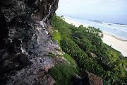 Fletcher Christians cave, Pitcairn Island
