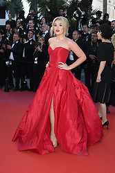 Ash Is The Purest White Red Carpet Arrivals at The 71st Annual Cannes. 11 May 2018 Pictured: Tallia Storm. Photo credit: MEGA TheMegaAgency.com +1 888 505 6342