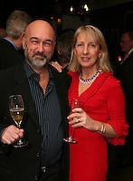 Peter Lassman and Nikki Moores