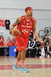 Bristol Flyers' Greg Streete - Photo mandatory by-line: Dougie Allward/JMP - Mobile: 07966 386802 - 10/01/2015 - SPORT - basketball - Bristol - SGS Wise Campus - Bristol Flyers v Leicester Riders - British Basketball League