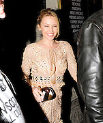 06.APRIL.2011. LONDON<br /> <br /> POP PRINCESS KYLIE MINOGUE LEAVES THE GARRICK THEATRE IN CENTRAL LONDON AFTER WATCHING 'THE HURLY BURLY SHOW MUSICAL'.<br /> <br /> BYLINE: EDBIMAGEARCHIVE.COM<br /> <br /> *THIS IMAGE IS STRICTLY FOR UK NEWSPAPERS AND MAGAZINES ONLY*<br /> *FOR WORLD WIDE SALES AND WEB USE PLEASE CONTACT EDBIMAGEARCHIVE - 0208 954 5968*