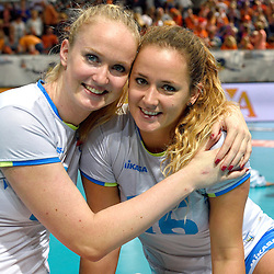 20150928: NED, Volleyball - 2015 CEV European Championship Women, Poland vs Slovenia