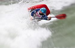 18.06.2010, Drauwalze, Lienz, AUT, ECA Kayak Freestyle European Championships, im Bild Feature Fresstyle Kajak, Kaukola Tuomas, FIN, Men, #17, EXPA Pictures © 2010, PhotoCredit: EXPA/ J. Feichter / SPORTIDA PHOTO AGENCY