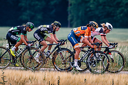 Leading group with Chantal Blaak Berkel of Boels Dolmans Cycling Team and Floortje Mackaij of Team Sunweb during 2017 National Road Race Championships Netherlands for Women Elite, Montferland, The Netherlands, 24 June 2017. Photo by Pim Nijland / PelotonPhotos.com | All photos usage must carry mandatory copyright credit (Peloton Photos | Pim Nijland)