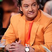 NLD/Scheveningen/20120604 - 1e uitzending VI Oranje met Wilfred Genee en Johan Derksen, Rene Froger