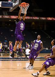 WF Ari Stewart (Marietta, GA / Wheeler).  The NBA Player's Association held their annual Top 100 basketball camp at the John Paul Jones Arena on the Grounds of the University of Virginia in Charlottesville, VA on June 20, 2008