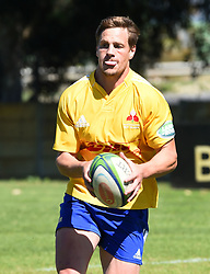 Cape Town-180911- Western Province player SP Marais during a training session at the Bellville HPC .Photographs:Phando Jikelo/African News Agency/ANA