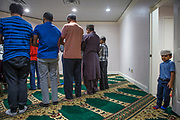 A Ramadan gathering at the Ahmadiyya Muslim Community Center in Kenner on Wednesday, June 14, 2017. (Photo by Chris Granger, NOLA.com | The Times-Picayune)