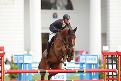 Meyer zu Hartum, Florian (GER) Chalvio<br /> Redefin - Pferdefestival 2016<br /> © www.sportfotos-lafrentz.de