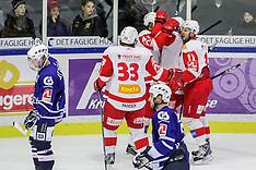 01.12.2009 Esbjerg - Aalborg Ishockey 5:6