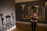 ALBERTO GIACOMETTI, LUSTRE AVEC FEMME, HOMME ET OISEAU, £6,000,000 — 8,000,000  - Highlights From London's Flagship Sales of Impressionist, Modern, Surrealist & Contemporary Art at Sotheby's London.