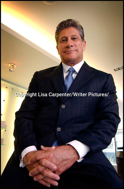 Dr Nicholas Perricone<br /> <br /> copyright Lisa Carpenter/Writer Pictures<br /> contact +44 (0)20 822 41564<br /> info@writerpictures.com<br /> www.writerpictures.com