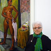 """""""The Female Gaze"""" opening reception, Cheim & Read Gallery, Chelsea"""