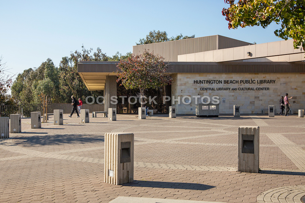 Huntington Beach Public Library and Cultural Center