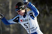Langrenn, 22. november 2003, Verdenscup Beitostølen, Annmari Viljanmaa, Finland