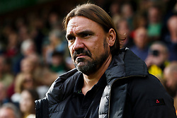 Norwich City manager Daniel Farke - Mandatory by-line: Phil Chaplin/JMP - 05/10/2019 - FOOTBALL - Carrow Road - Norwich, England - Norwich City v Aston Villa - Premier League