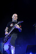 Anthrax performs at Nassau Coliseum, NY on the American Carnage Tour. October 8, 2010. Copyright © 2010 Matt Eisman. All Rights Reserved.
