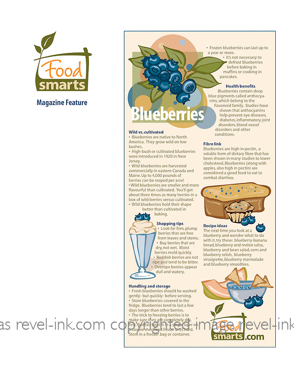 Food Smarts™ Series of Feature Articles on Food informs on little known fun and interesting facts about food nutrition, preparation, with recipe ideas.