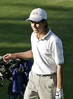 BOSCH EN DUIN ; NK Matchplay golf;. Darius van Driel tijdens de finale